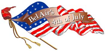 Support July 4 in Bel Air